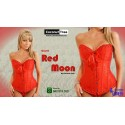 Corset Red Moon